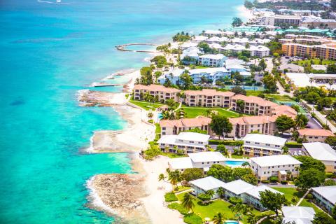 Islas Caimán.
