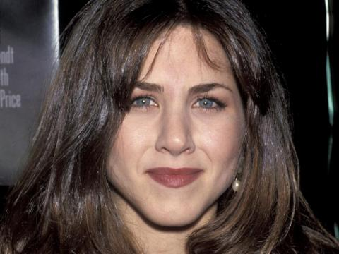 """Before joining the cast of the hit TV show """"Friends"""" that launched her into the spotlight, Aniston got her start in the 1993 horror film """"Leprechaun,"""" in which her character is chased by a killer leprechaun."""