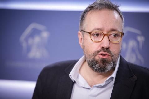 Juan Carlos Girauta, de Ciudadanos.