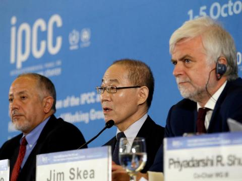 Last year, the IPCC warned that we only have until 2030 to act in order to avoid the worst consequences of severe climate change.