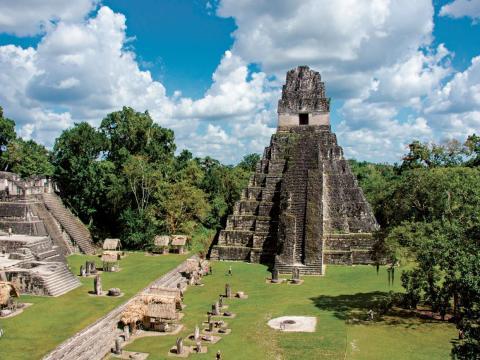 Maya Biosphere Reserve, Guatemala