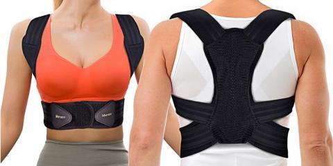 Mejor arnés corrector de postura para hombros y  columna