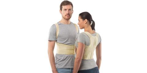 Mejor corrector ortopédicos de postura
