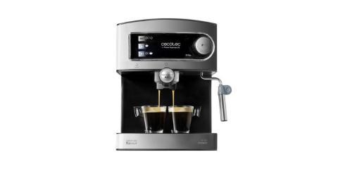 Mejor máquina de café barata de espresso y capuccino - Cecotec
