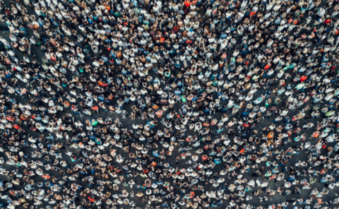 Multitud de gente