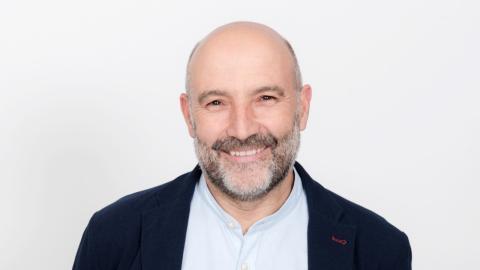 Néstor Rego, diputado del BNG por A Coruña.