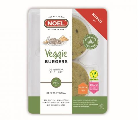 Noel Alimentaria Burger