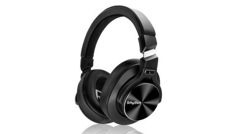 Oferta Amazon: auriculares Bluetooth con cancelación de ruido (-50%)