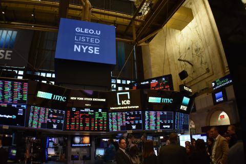 Parqué del NYSE.
