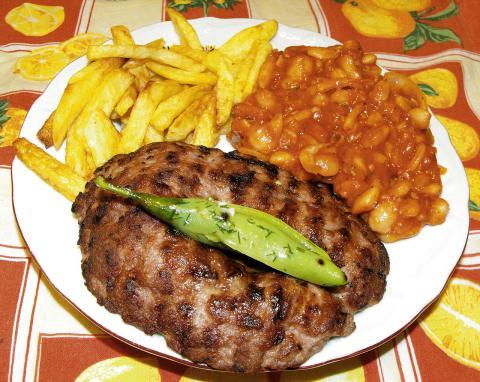 plato serbio