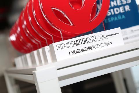 PREMIOS MOTOR 2019