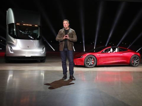 Presentación de Tesla