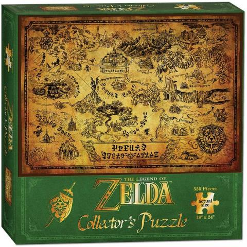 Puzzle de The Legend of Zelda