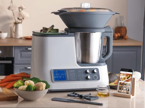 Robot de cocina de Aldi