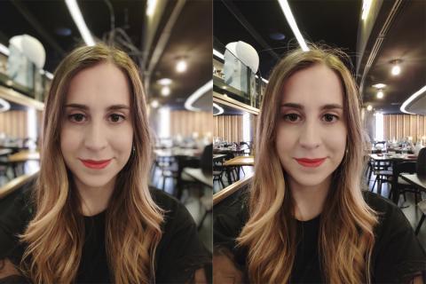 Selfie Mi Note 10