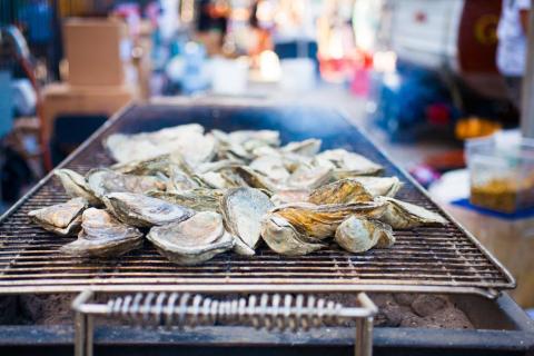 Los mariscos crudos o semicrudos son un problema grave.