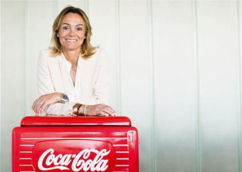 Sol Daurella, presidenta de Coca Cola European Partners.