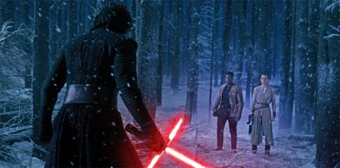 Star Wars - El despertar de la Fuerza