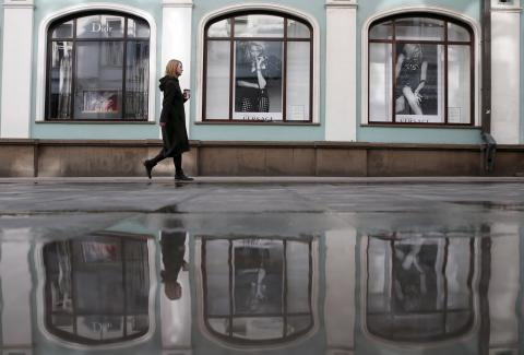 Stoleshnikov, Moscú, Rusia