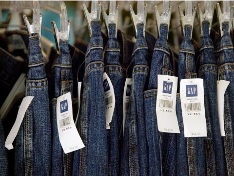 La tienda se convirtió en sinónimo de clásicos americanos, como son los jeans y las camisetas.