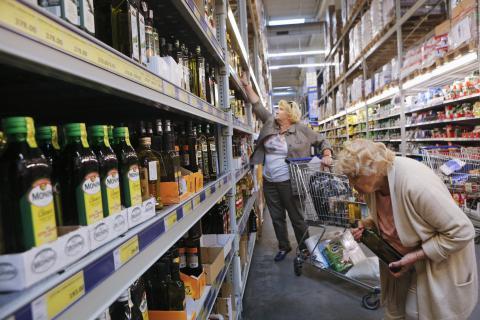 supermerecado, aceite de oliva, compra