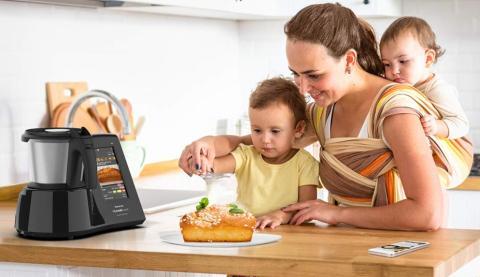 Taurus My Cook Touch robot de cocina
