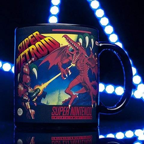 Taza de Super Metroid