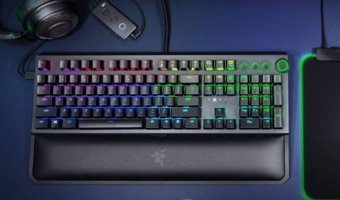 teclado Razer Blackwidow Elite