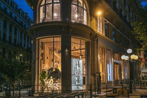 Una tienda de Women'secret en Lion, Francia