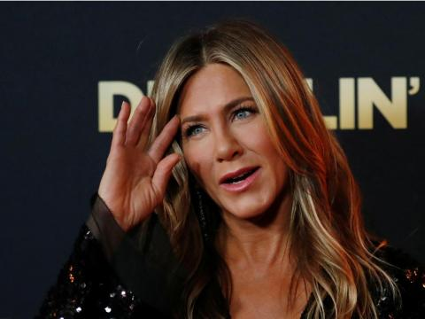 """By the time """"Friends"""" wrapped in 2004, Aniston made close to $1.25 million per episode, Forbes estimates."""