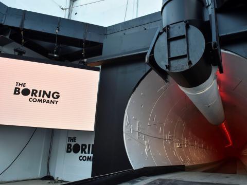 Túnel de The Boring Company