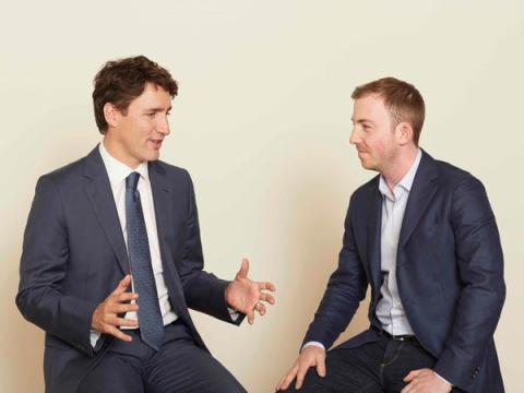 """Wealthsimple Financial Inc. es un servicio canadiense de gestión de inversiones en línea centrado en facilitar la """"inversión para los millennials""""."""