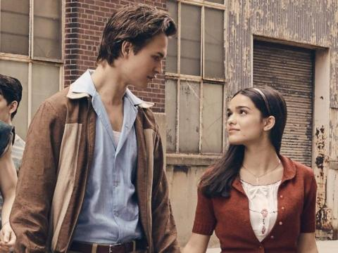 """Ansel Elgort y Rachel Zegler protagonizarán el remake de """"West Side Story""""."""