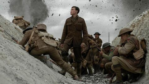 """1917"" — December 25 (Wide releasing beginning January 10, 2020)"