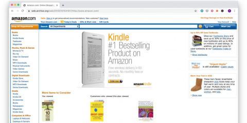 Amazon, 2010
