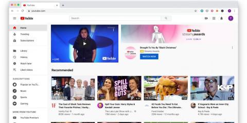 YouTube, 2019