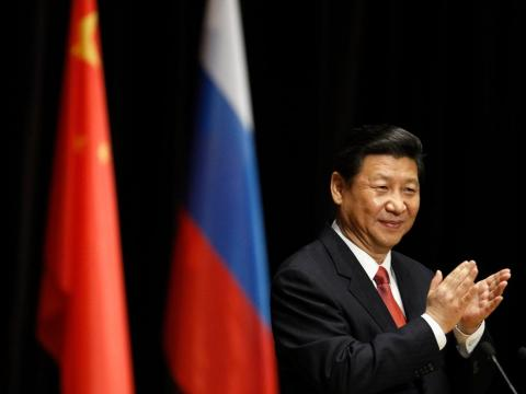3. China's political and economic landings