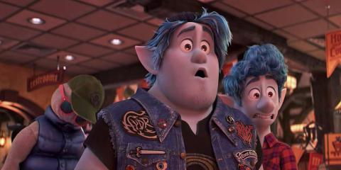 Chris Pratt y Tom Holland son los personajes principales de la película.