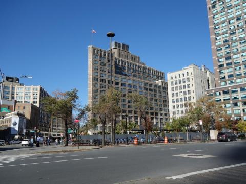 4. Google también firmó un contrato de arrendamiento de una antigua fábrica de dulces en Hudson Square en Nueva York. Espera abrir la oficina en 2020.