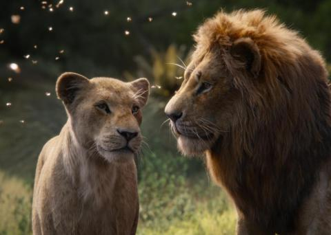 """4. """"The Lion King"""" (2019)"""
