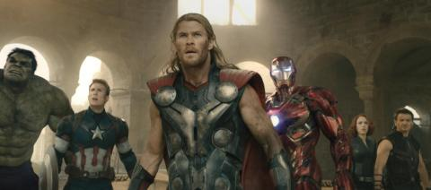 "6. ""Avengers: Age of Ultron"" (2015)"