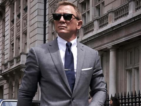Daniel Craig protagoniza su quinta película de Bond.