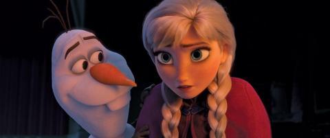 """9. """"Frozen"""" (2013)"""