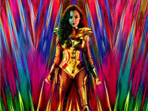 """Gal Gadot protagoniza """"Wonder Woman 1984."""""""