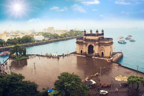 Ahora hay más conexiones de transporte a Mumbai desde los Estados Unidos.