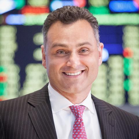 Alexandre L. Ibrahim, responsable de Mercados Internacionales del NYSE