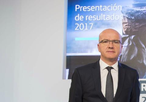 Ángel Vila, consejero delegado de Telefónica.