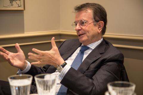 Antonio Catalán Díaz, fundador de NH y AC Hoteles.