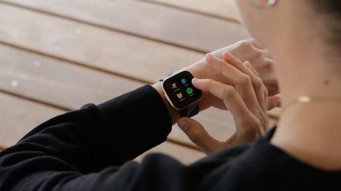 Apps Fitbit Versa 2