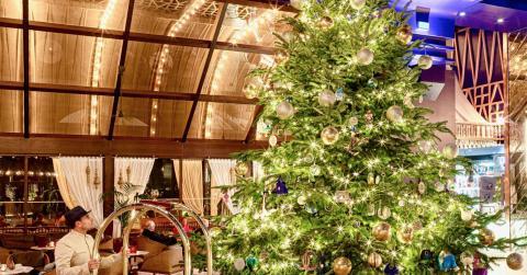 Árbol de Navidad más caro del mundo